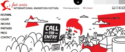 festival international de animatie - Fest Anca 2013