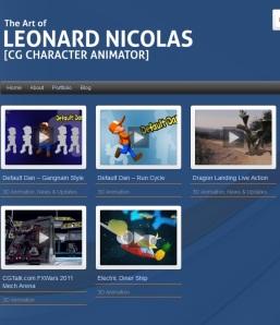 leonard nicolas